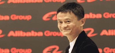 Jack Ma, Alibaba's co-founder